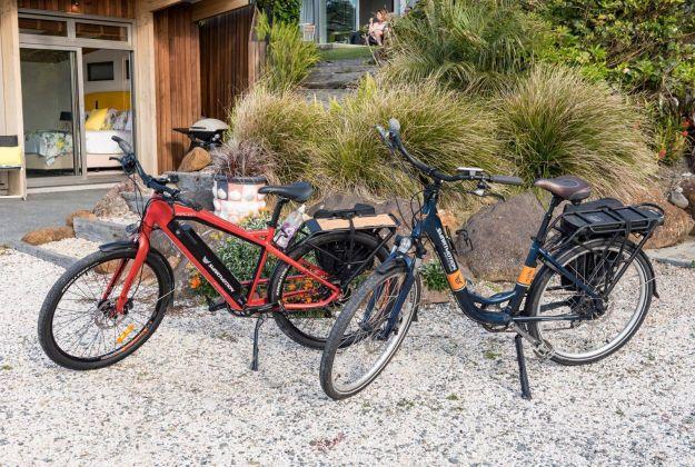 Biking to Mangonui