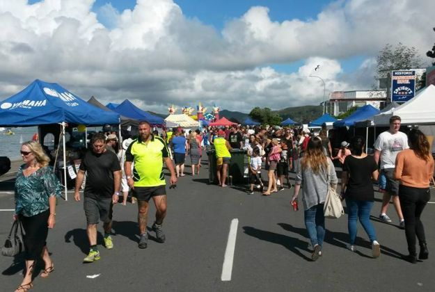 Mangonui Festival abuzz with people